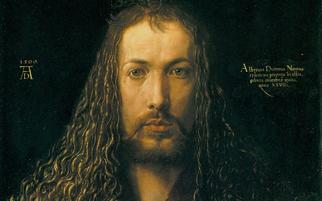 Happy birthday Albrecht Dürer!
